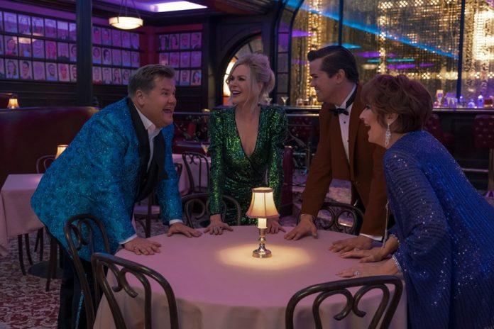 İlk Bakış: Ryan Murphy, Meryl Streep, Nicole Kidman Gibi İsimleri Bir Araya Getiren The Prom