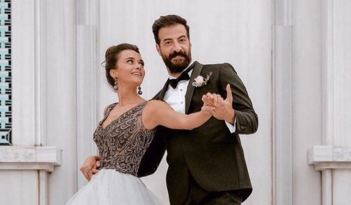 İsmail Demirci de 3. evlilik yıldönümlerinde eşi Hande Soral gibi yaptı, kısa ve net!