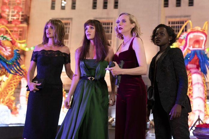 Jessica Chastain, Penélope Cruz, Lupita Nyong'o ve Diane Kruger'lı The 355 Filminden İlk Fragman Yayınlandı