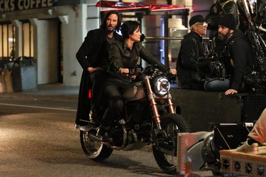 Jessica Henwick, Lana Wachowski'nin The Matrix 4 ile Bir Kez Daha Sektörü Değiştireceğini Düşünüyor