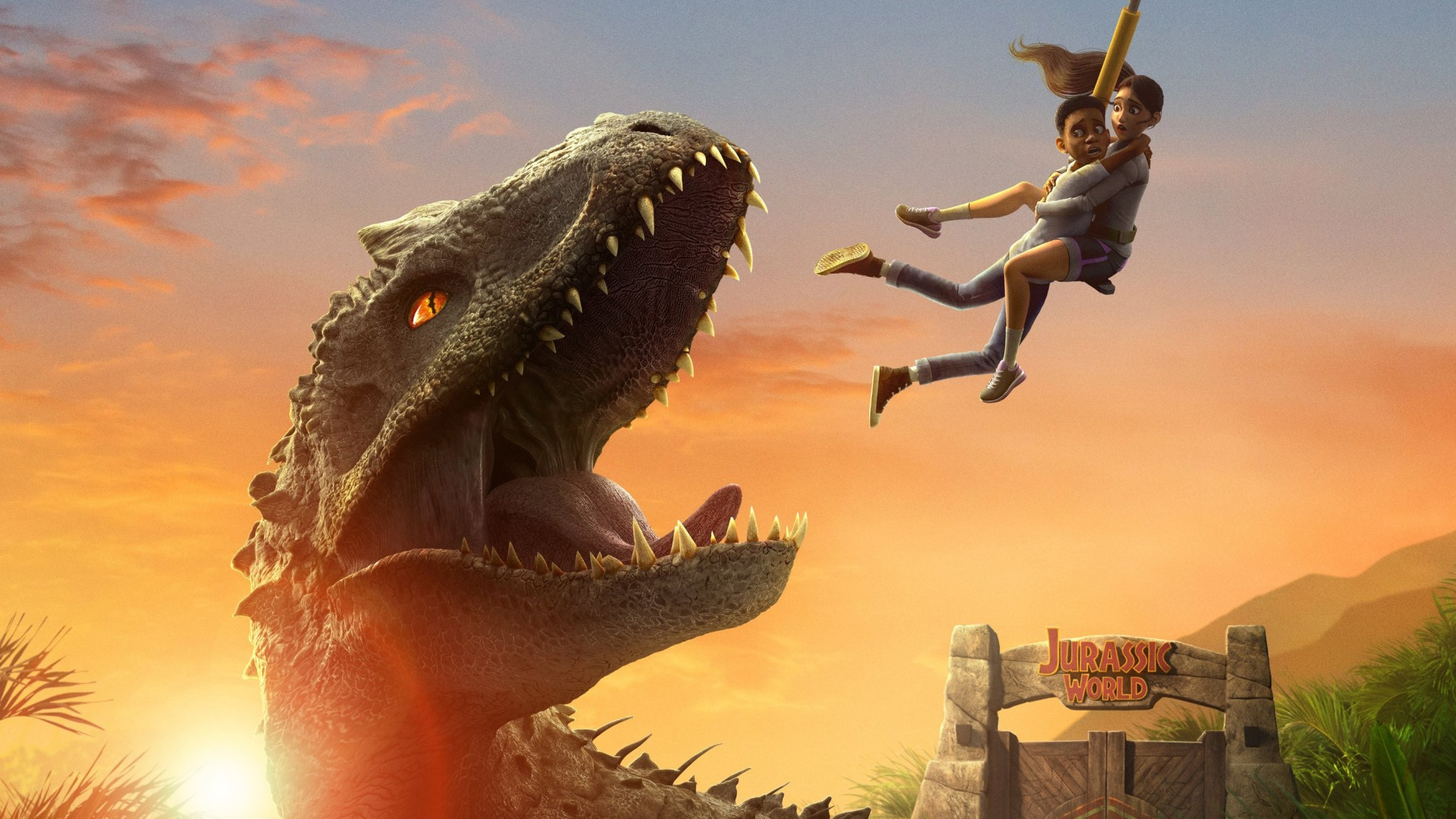 Jurassic World Kretase Kampı 2. sezon fragmanı yayımlandı