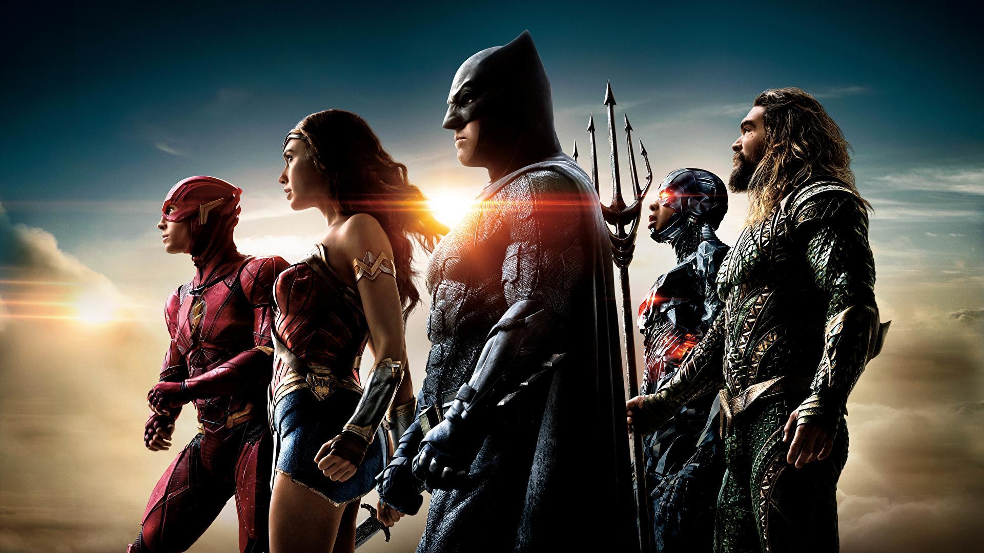 Justice League: The Synder Cut çekimlerine başlandı