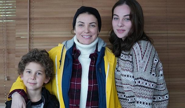 Kanal D'nin yeni dizisi Bir Annenin Günahı'ndan ilk tanıtım