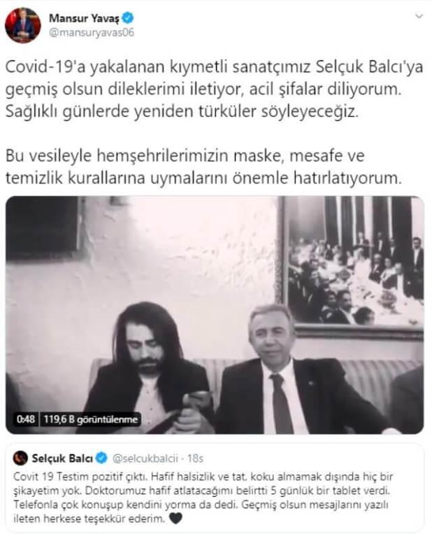 Karadeniz Müziğinin Sevilen İsmKoronavirüs'e Yakalandı!