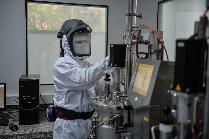 Koronavirüs Aşısının Üretildiği Fabrikada Son Durum!