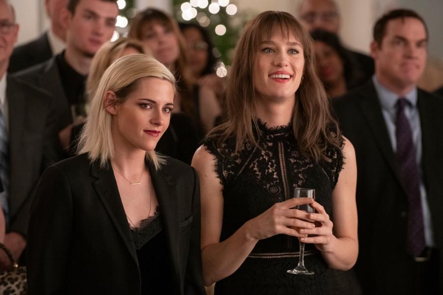 Kristen Stewart'ın Başrolünde Yer Aldığı Happiest Season Hulu'da Yayınlanacak