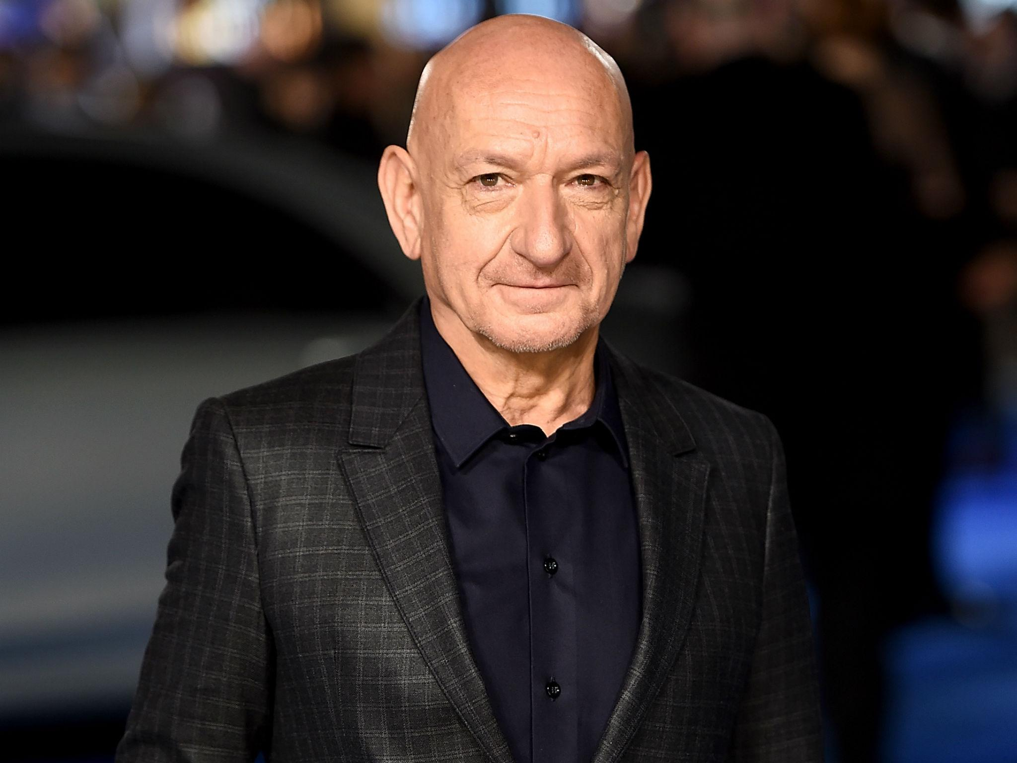 Ben Kingsley Lockdown