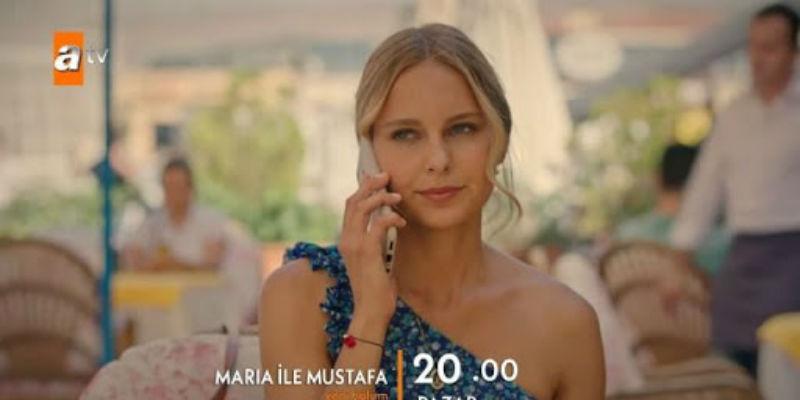 Maria İle Mustafa 7. Bölüm 2. Fragmanı Yayında! Maria Bebeğini Mi Kaybediyor?