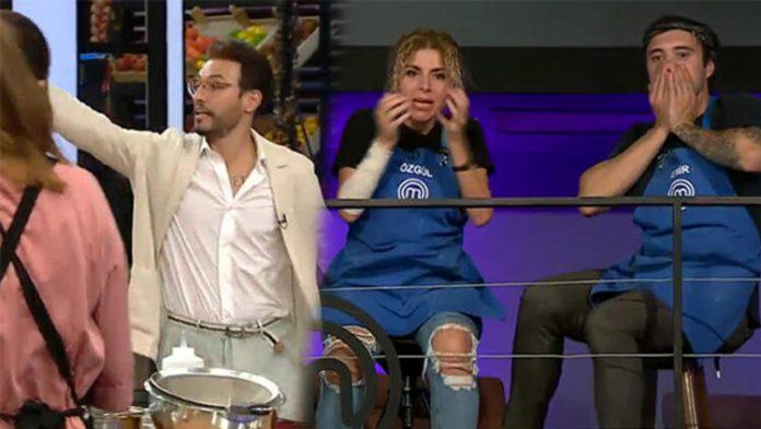 MasterChef'te yarışmacı Sefa elini blenderın içine soktu! Kanlar içinde kalan yarışmacı herkesi korkuttu!