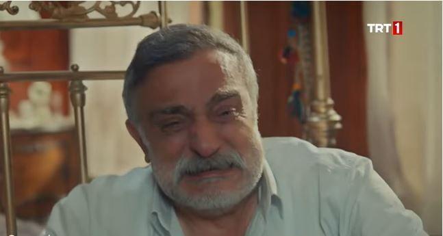 Mehmet Çevik öyle güzel ağlıyor ki, TRT1'de dramın kitabı yazılıyor!
