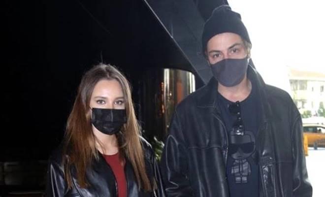 Miray Daner ve Boran Kuzum aşk iddialarından sıkıldı