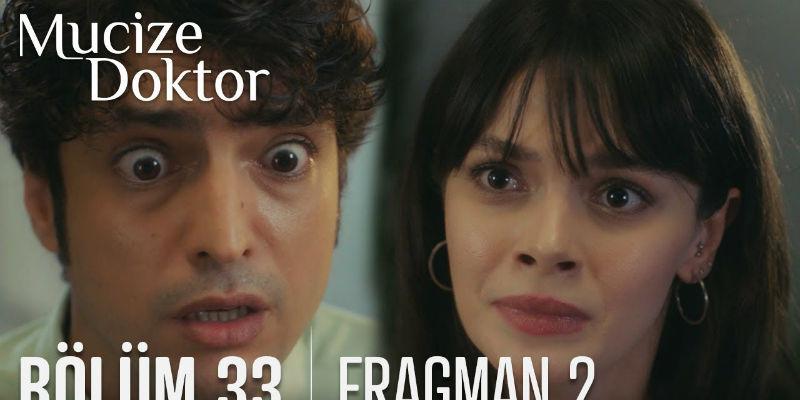 Mucize Doktor 33. Bölüm 2. Fragmanı Yayında! Doruk Ali'yi Yanlış Yönlendirince Nazlı'nın Kalbi Kırılıyor!