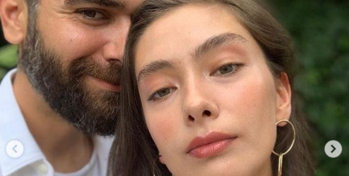 Neslihan Atagül, ayrı düştüğü eşi Kadir Doğulu'ya aşkını adeta haykırdı
