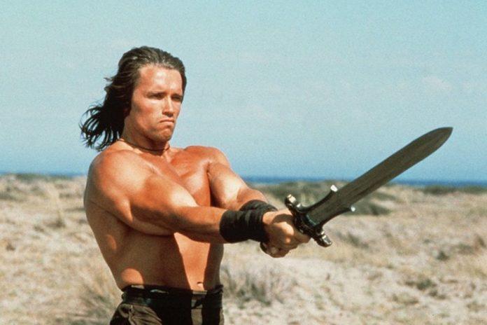Netflix, Conan the Barbarian Dizisi İçin Hazırlıklara Başladı