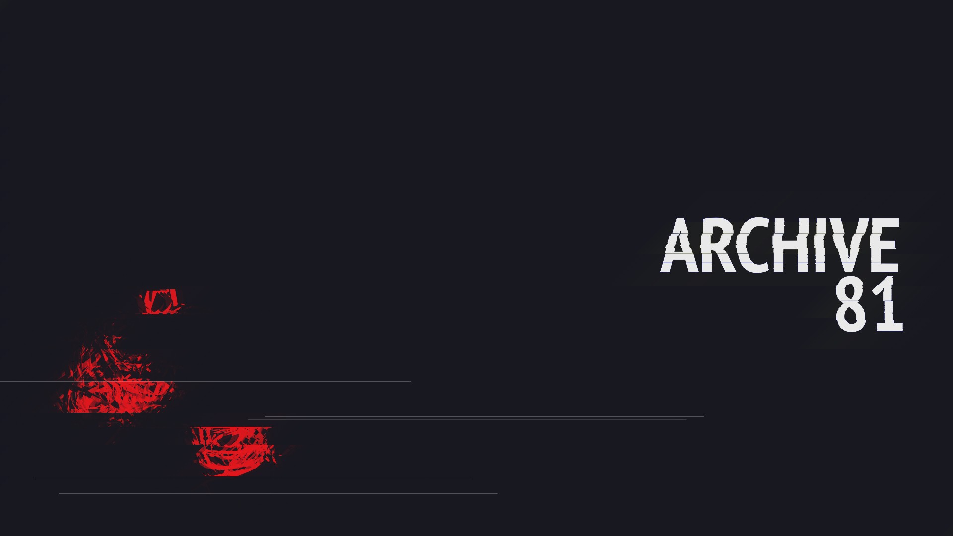 Netflix'in yeni korku dizisi: Archive 81
