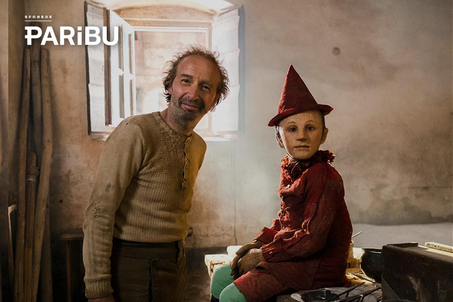 Paribu ile Günün Filmi: Pinokyo