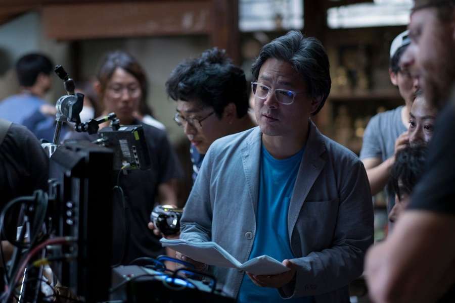 Park Chan-wook, Decision to Leave Filminin Çekimlerine Başlıyor