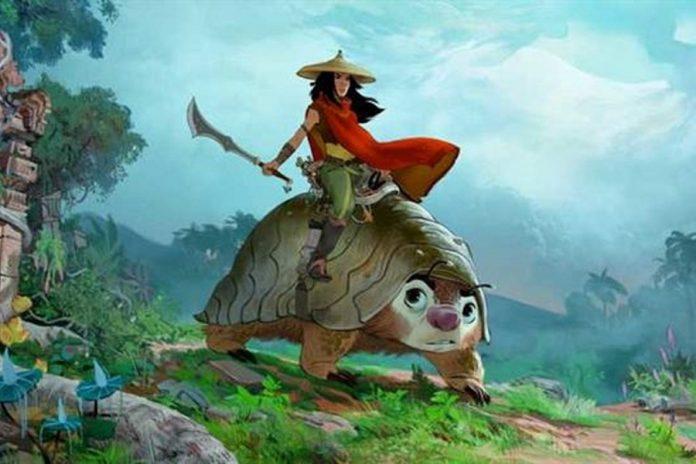 Raya and the Last Dragon Filminden İlk Fragman Yayınlandı
