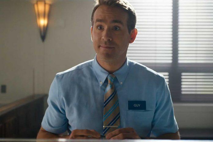 Ryan Reynolds ve Jodie Comer'lı Free Guy Filminden Yeni Fragman Yayınlandı