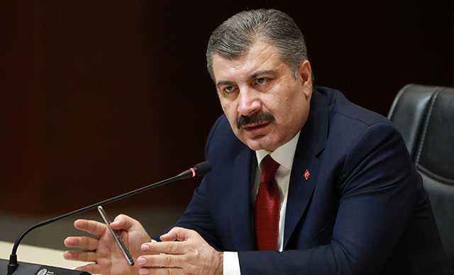 Sağlık Bakanı Koca Koronavirüste son rakamları açıkladı