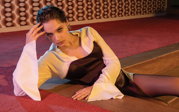"""Saygı dizisiyle ekrana gelmeye hazırlanan Miray Daner: """"Aşık olduğumda şeffaf ve içtenim"""""""