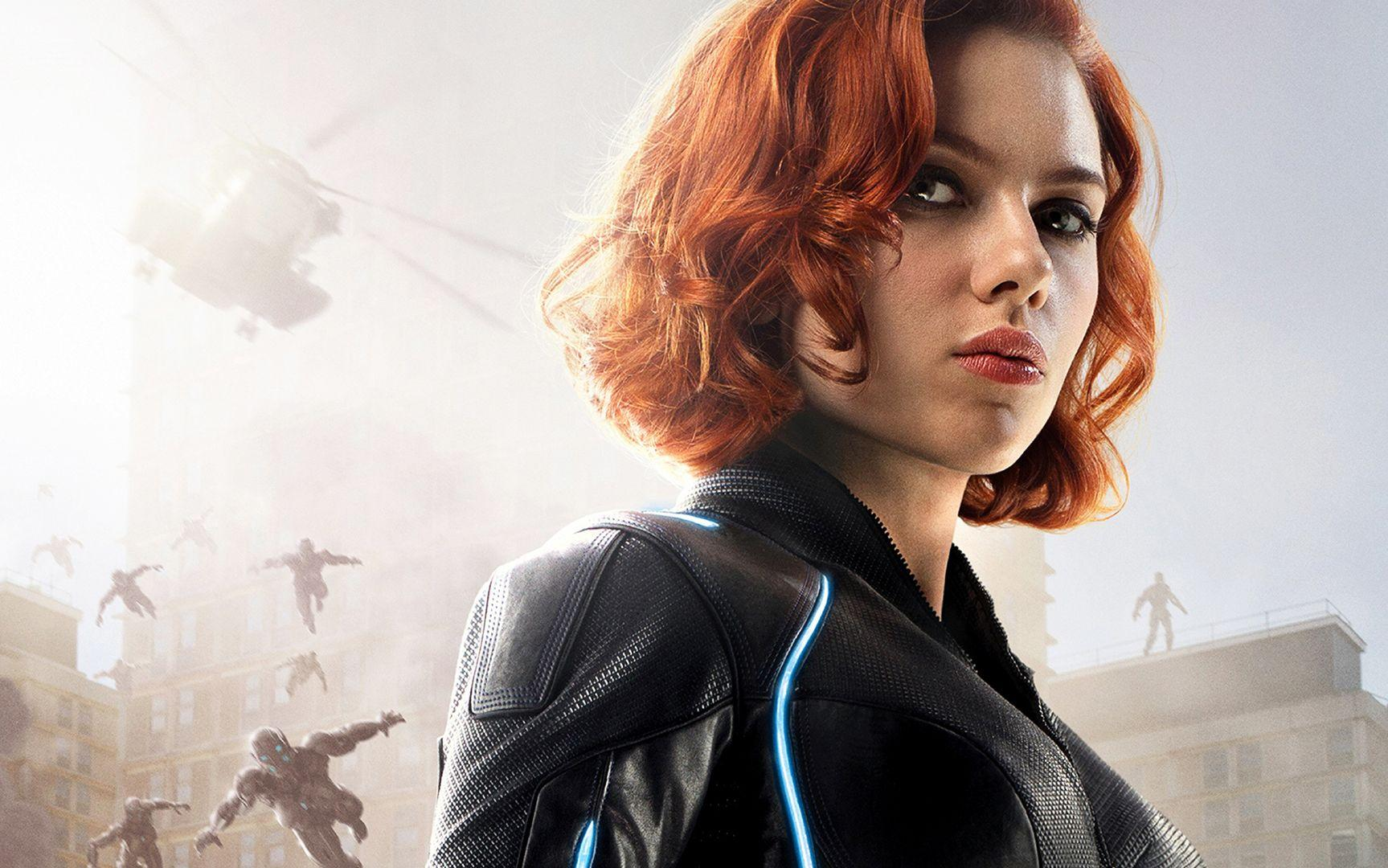 Scarlett Johansson, Black Widow ertelenmesi hakkında konuştu
