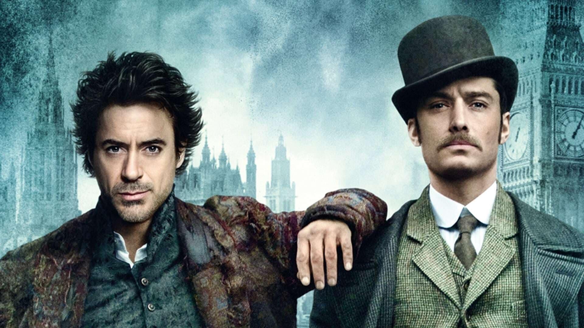 Sherlock Holmes 3 rafa kaldırıldı