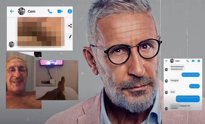 ŞOK! Cem Özer'in özel görüntüsü ifşa oldu! Takipçisini nasıl taciz etti?