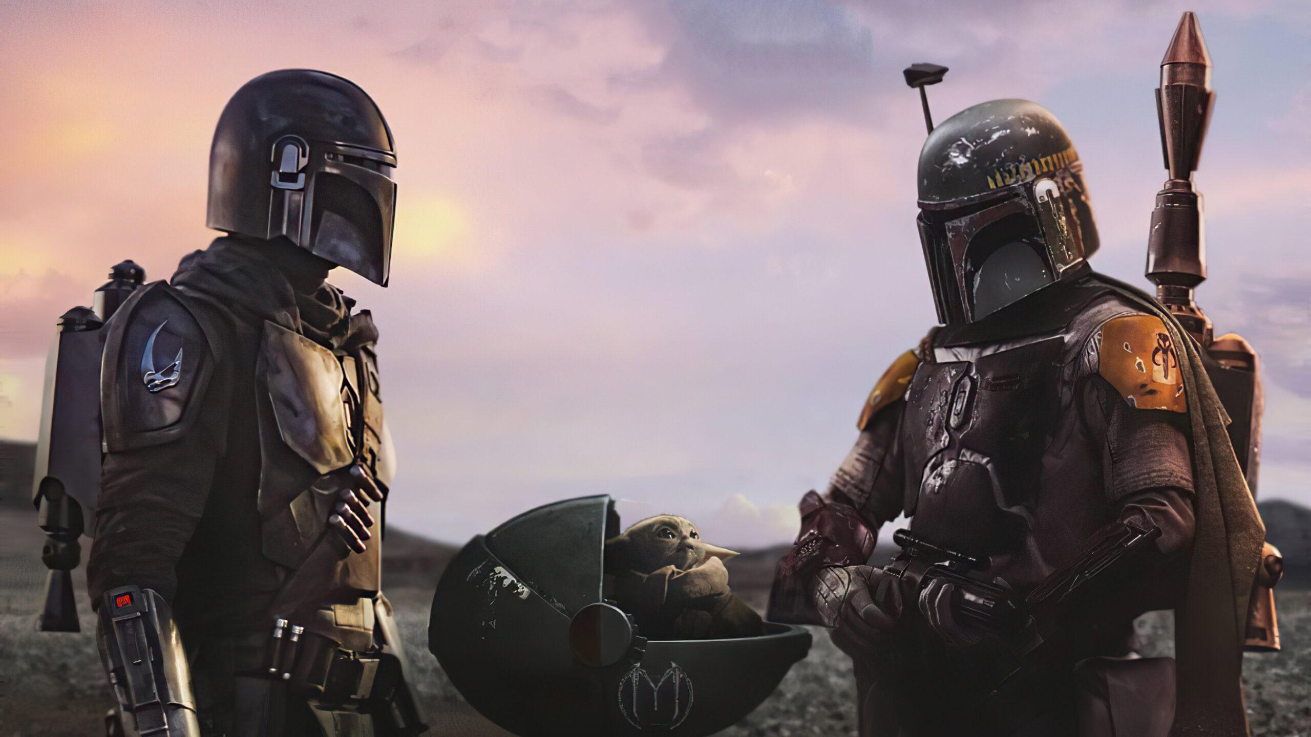 The Mandalorian 2. sezondan özel bir video yayımlandı