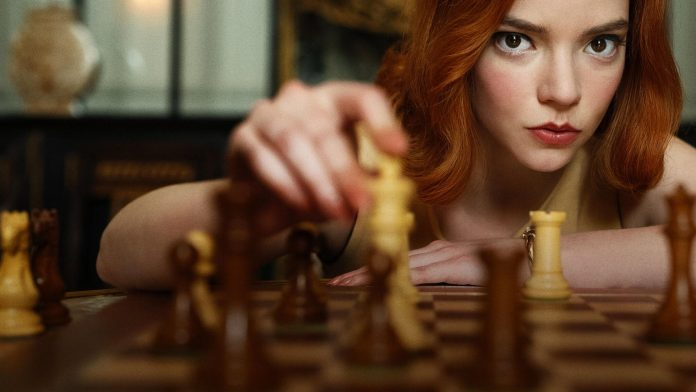 The Queen's Gambit yayımlandı