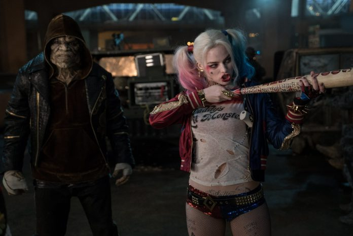 The Suicide Squad filminden ilk görseller