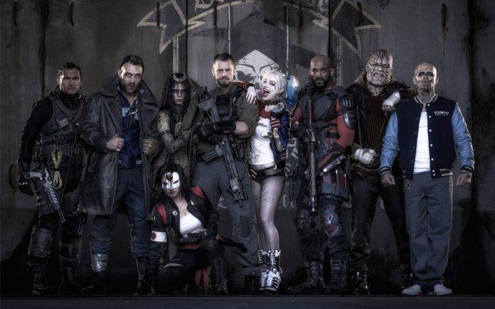 The Suicide Squad filminden ilk posterler yayımlandı
