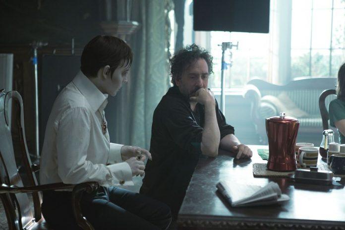 Tim Burton, Yeni The Addams Family Dizisini Yönetebilir