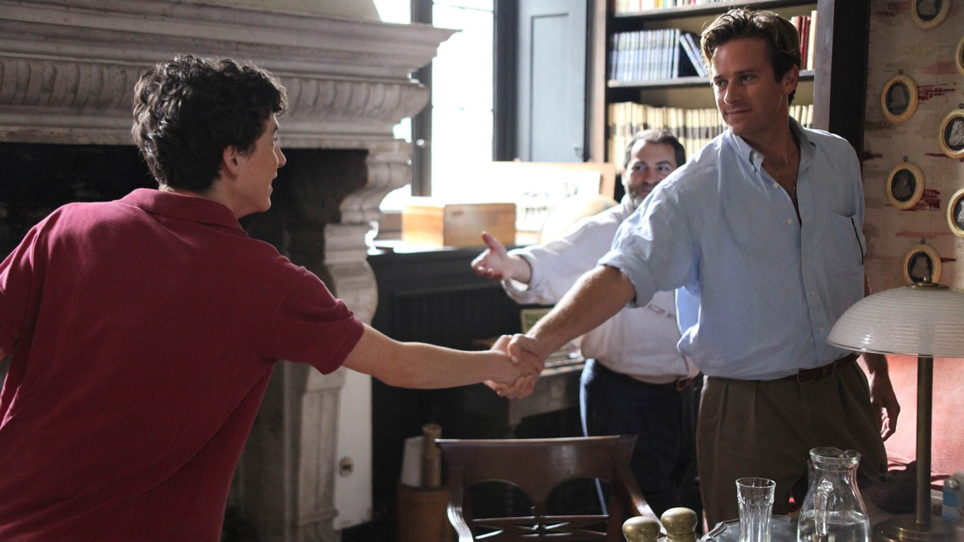 Call Me by Your Name, Netflix'te yayımlandı