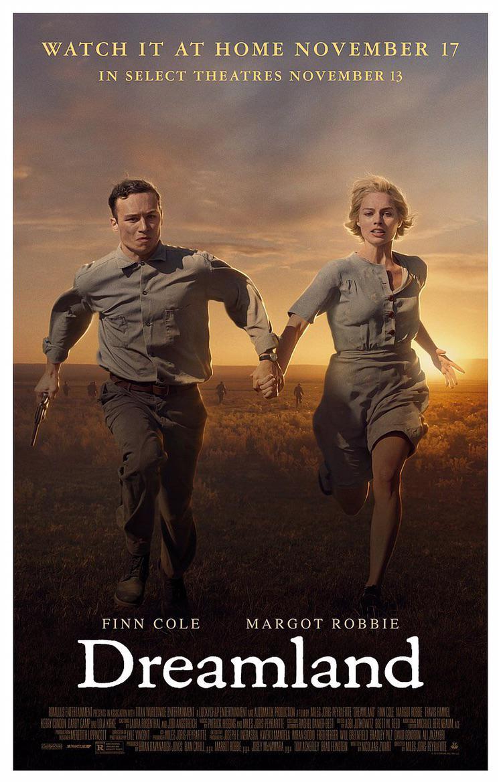New Poster for 'Dreamland' Starring Margot Robbie - Metaflix