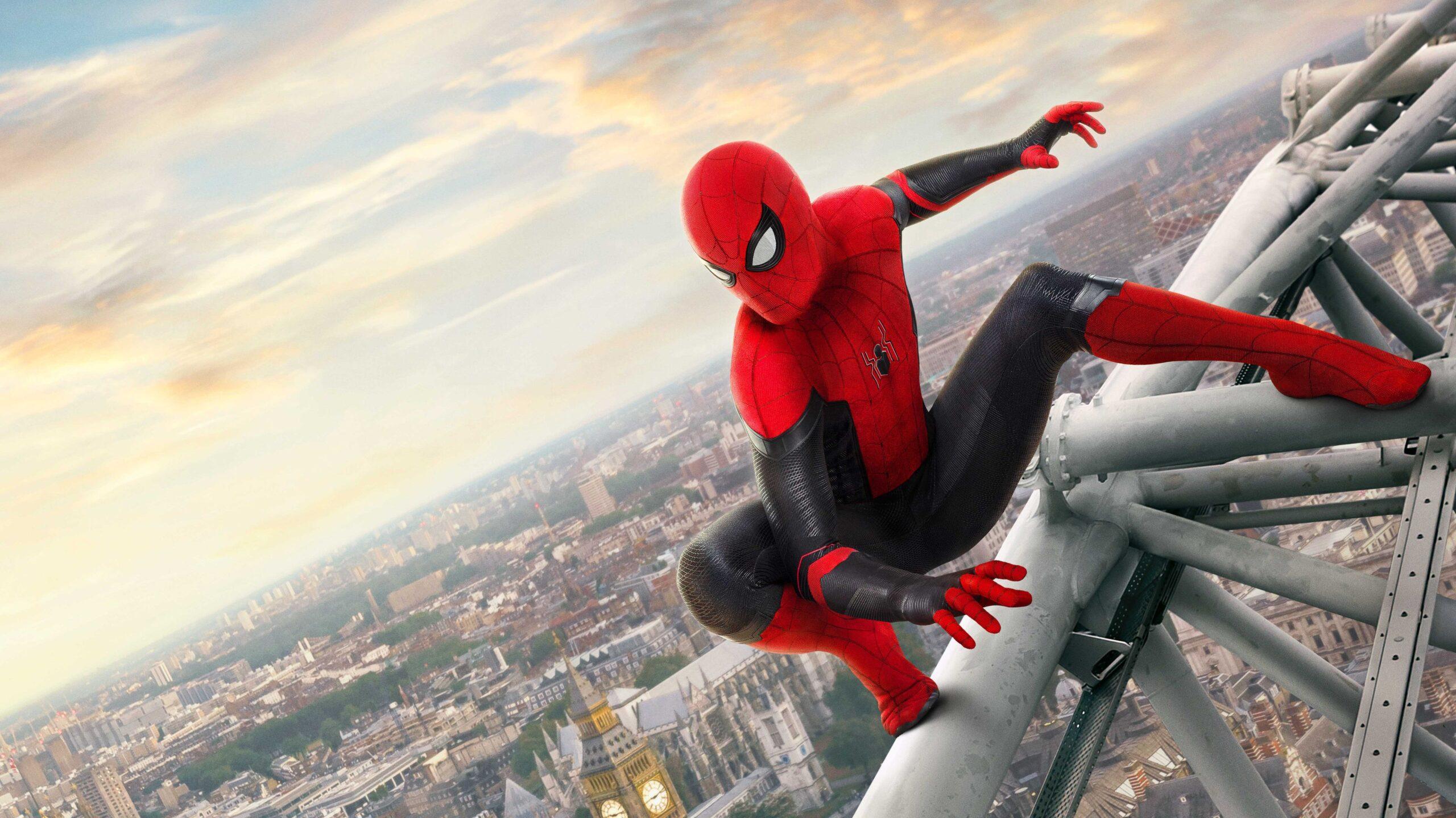 Spider-Man 3 çekimlerinden ilk görsel