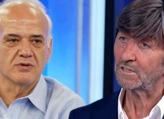 "Ahmet Çakar, Rıdvan Dilmen'e çattı: ""Kimsin Lan sen!"""