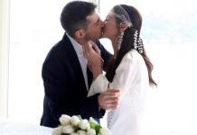 Hepsi grubunun Cemre'si evlendi! İşte Cemre Kemer'in mutlu gününden kareler