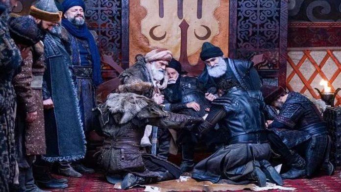 Kuruluş Osman dizisinde rol alan ünlü oyuncu diziye veda etti!