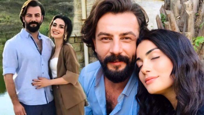 Sol Yanım dizisinin Serra'sı Özge Yağız'ın sevgilisi rol arkadaşı çıktı!