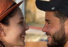 Yıldız Çağrı Atiksoy'dan Sevgilisi Berk Oktay'a Destek Geldi…