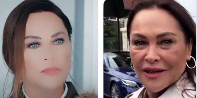 Hülya Avşar'a Masumiyet dizisinide uygulanan filtreyle ilgili capsler